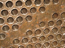 anti-fouling for heat exchanger