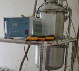 ultrasonic extraction and separation